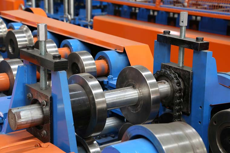 cz roll forming line