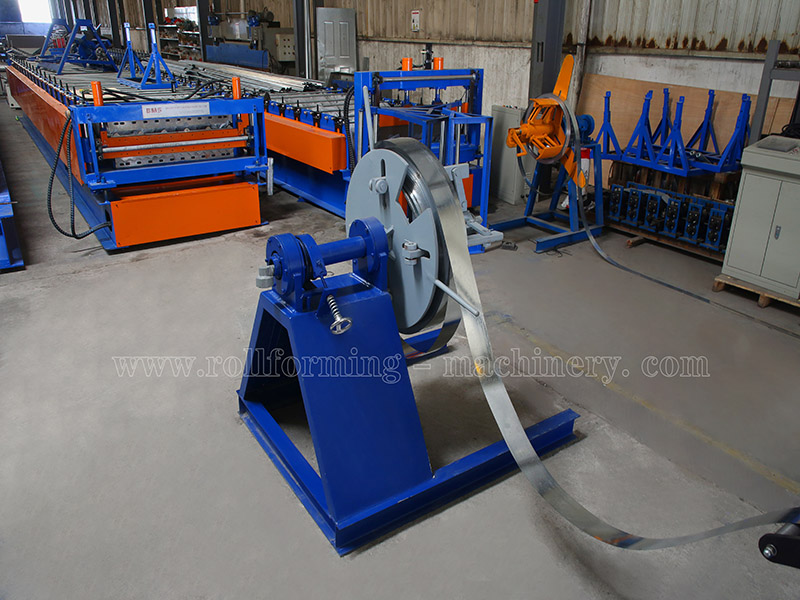 High Speed Keel Roll Forming Machine