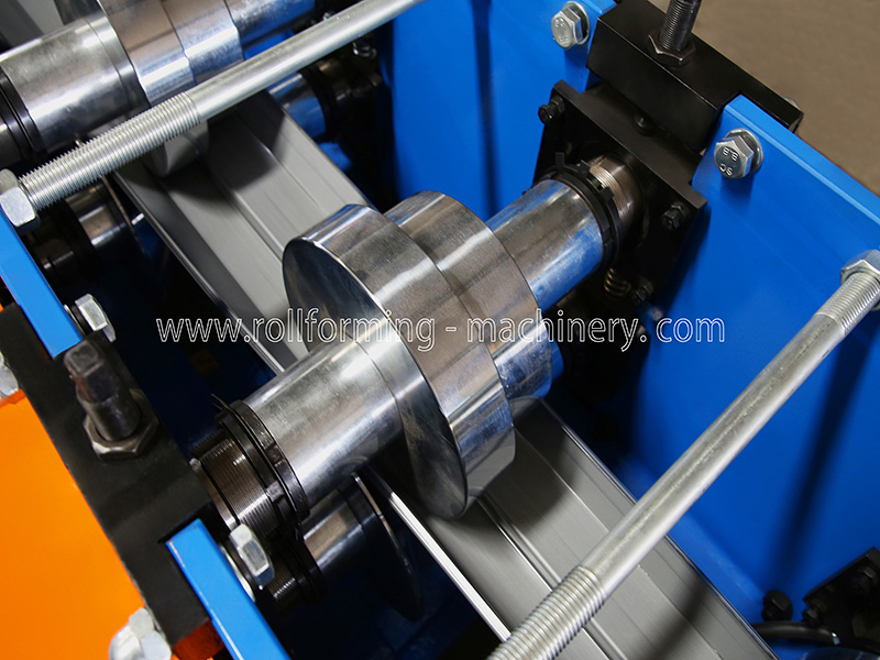Metal Door Frame Roll Forming Machine