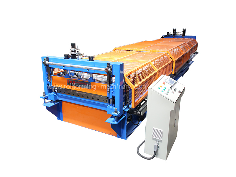 Roofing Panel Roll Forming Machine For USA