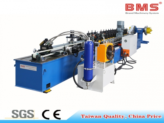 High Speed CU Purlin Roll Formin Machine