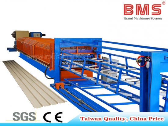 Full AUTO Roofing & Corrugated Panel Roll Forming Machine