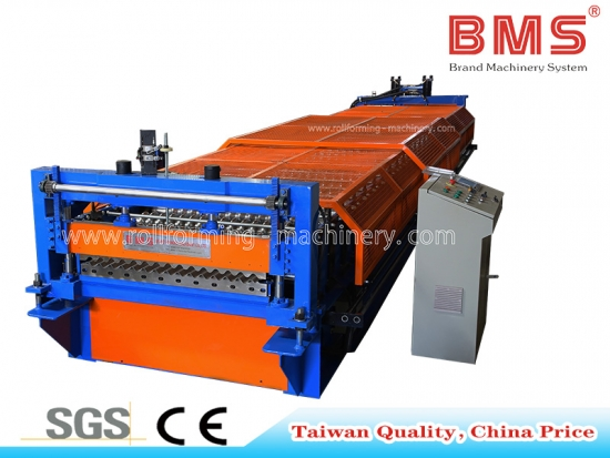 Mesin Roll Forming Panel Bergelombang